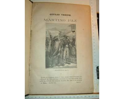 Martino Paz e Un episodio del terrore (- Volume unico -