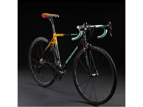 Kit telaio Bianchi specialissima Pantani Oropa