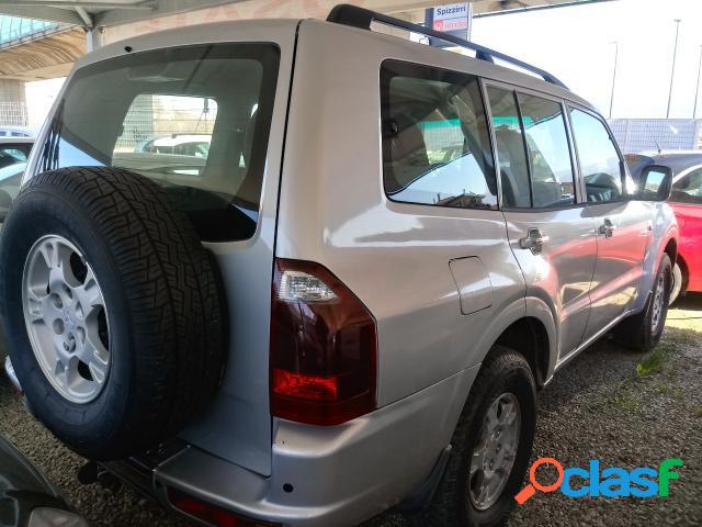 MITSUBISHI Pajero diesel in vendita a Rende (Cosenza)