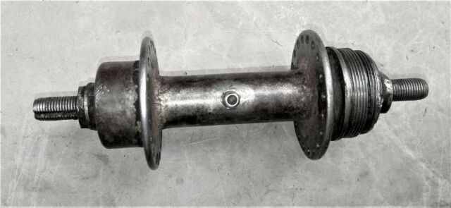 Mozzo ruota posteriore scatto fisso bici anni '30