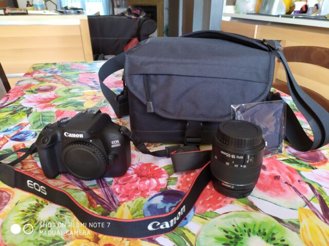 Canon EOS D kit viaggio