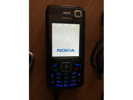 Cellulare Nokia N70 Nero