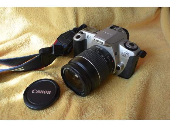 Fotocamera reflex analogica canon eos 300
