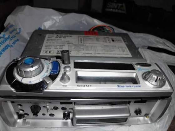 Coppia di stereo a cassetta per auto