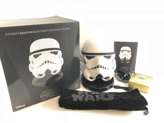 Disney STAR WARS Stormtrooper Bluetooth Speaker By ACW