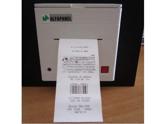 Arduino - Stampante termica da pannello seriale/parallela