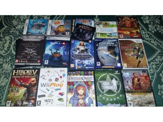 Giochi per PC, Nintendo Wii e DS usati Come Nuovi - Prezzi
