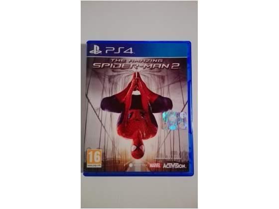 Gioco the amazing spiderman 2 per play 4