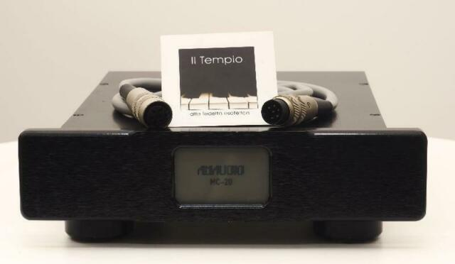 Pre phono AM Audio MC-20