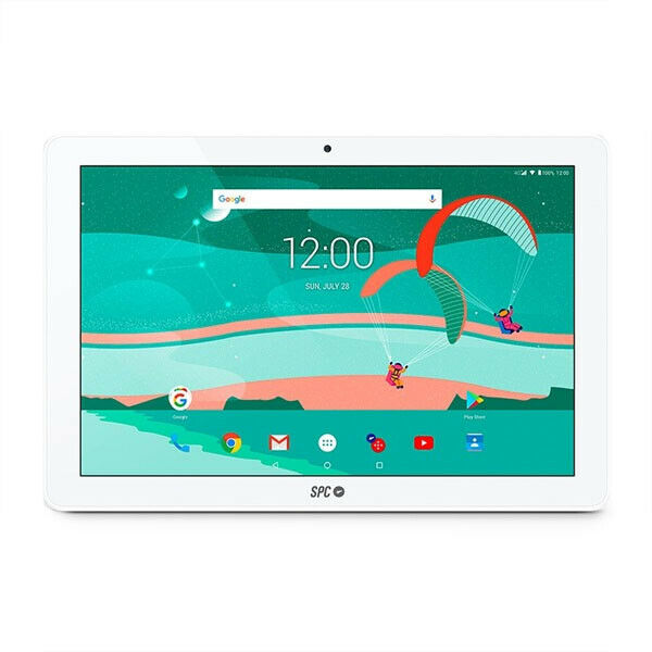 "Tablet spc b 10,1"" quad core 2 gb ram 16 gb bianco"