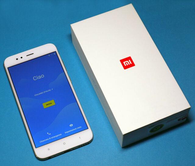 Xiaomi Mi A1 ++ pari al nuovo ++