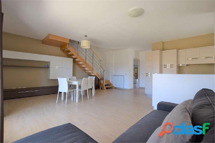 Appartamento indipendente su due livelli