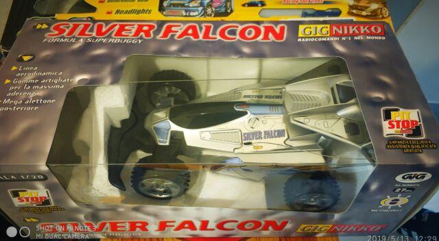 GIG NIKKO SILVER Falcon vintage nuova