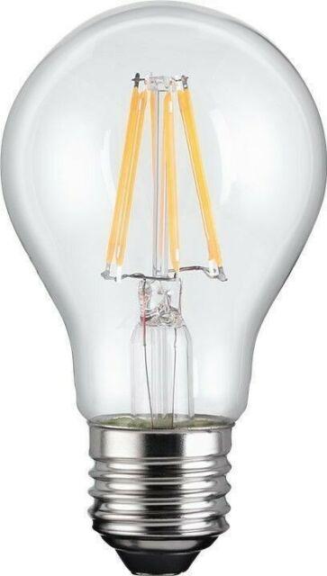 Gw jm lampadina led e27 bianco caldo 7w con filamento