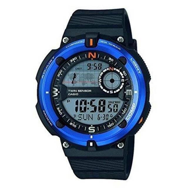 Casio sgw-600h-2e orologio uomo al quarzo