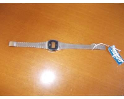 Cassa e cinturino vintage CASIO originale