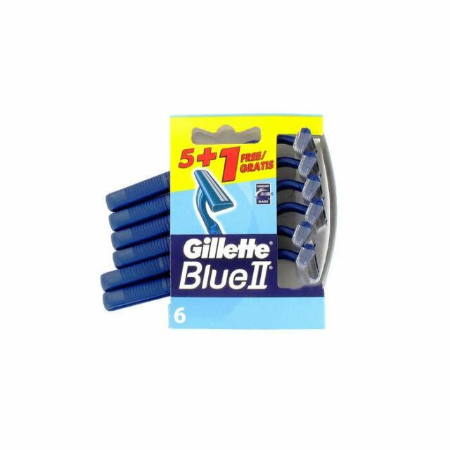 Gillette blue ii 6 unitá