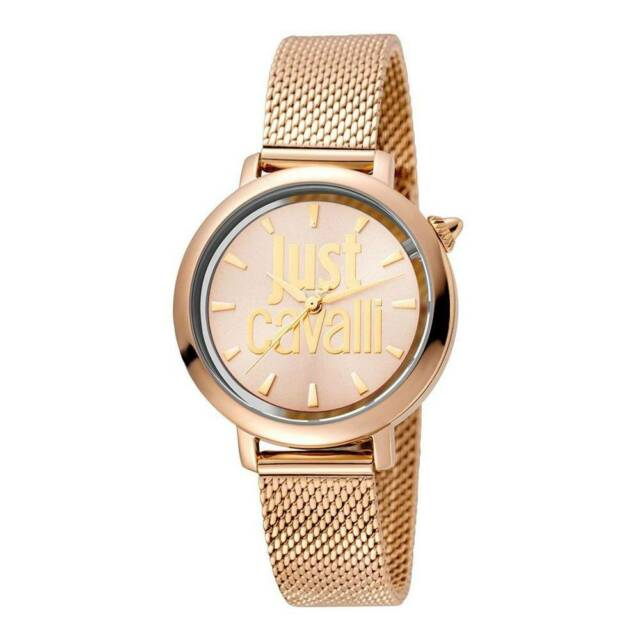 Just cavalli jc1l007m orologio donna al quarzo