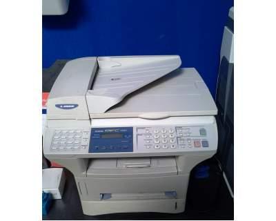 Brother mfc  stampante laser b/n,fotocop.,fax,scanner