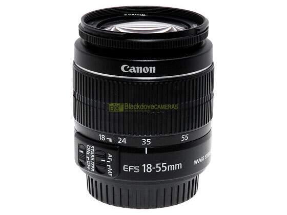 Canon EF-S mm f IS II obiettivo zoom AF per