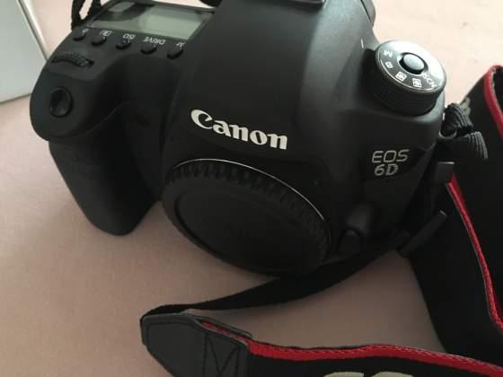 Canon EOS 6D Corpo (body) Reflex in Garanzia