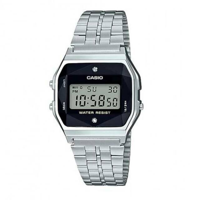 Casio a159wad-1df orologio donna al quarzo