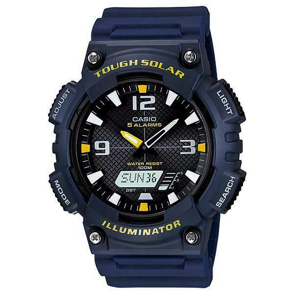 Casio aq-s810w-2avdf orologio uomo al quarzo