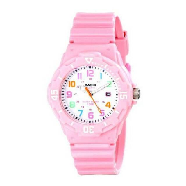 Casio lrw-200h-4b2vdf orologio donna al quarzo