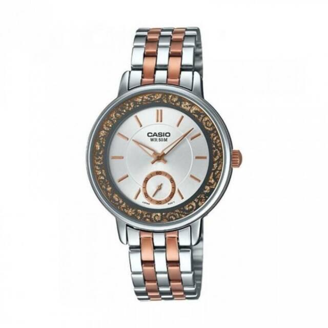 Casio ltp-e408rg-7avdf orologio donna al quarzo