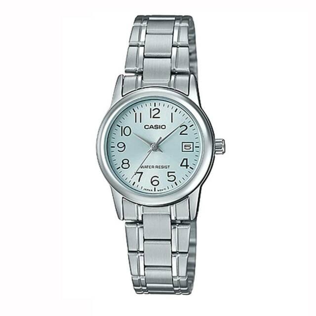 Casio ltp-v002d-2b orologio donna al quarzo