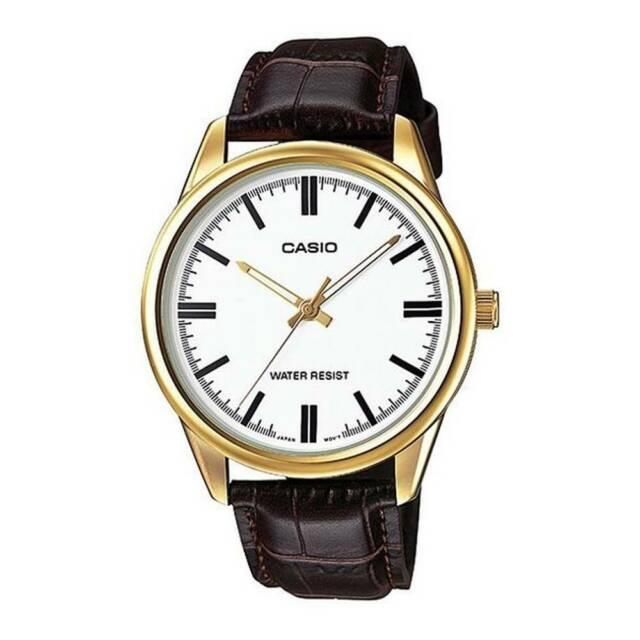 Casio mtp-v005gl-7audf orologio uomo al quarzo