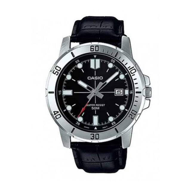 Casio mtp-vd01l-1e orologio uomo al quarzo