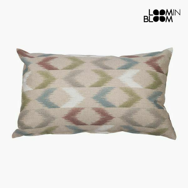 Cuscino cotone e poliestere cu imprimeuri (30 x 50 x 10 cm)