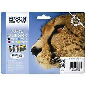 Epson cartucce stampante  nuove.