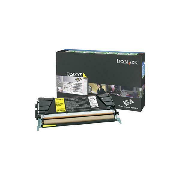 Lexmark cys cartuccia laser pagine giallo cartuccia