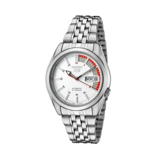 Seiko 5 snk369k1 orologio uomo meccanico automatico