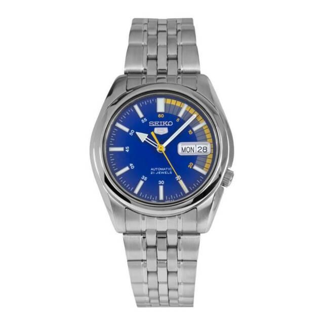 Seiko 5 snk371k1 orologio uomo meccanico automatico