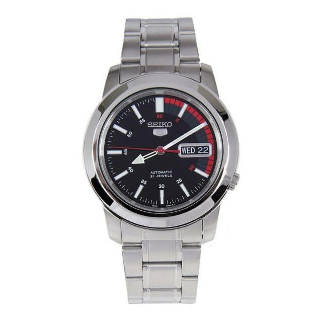 Seiko 5 snkk31k1 orologio uomo meccanico automatico