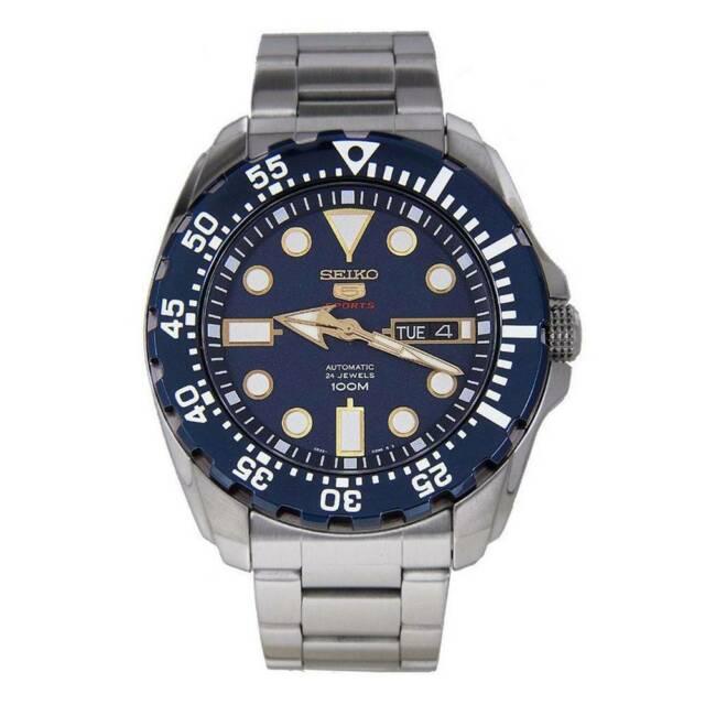 Seiko 5 srp605k1 orologio uomo meccanico automatico