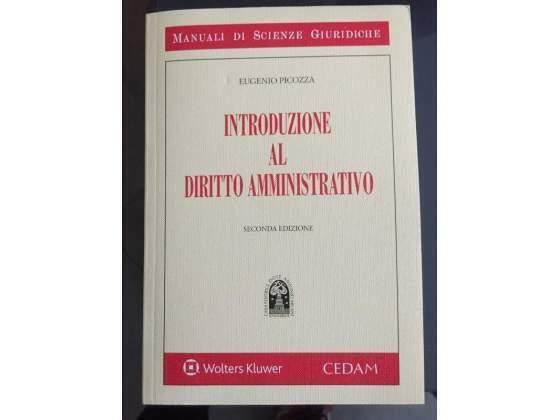 Introduzione al diritto amministrativo Picozza