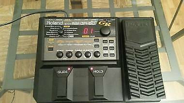 Roland gr-20 guitar / bass synth con cavo 13 pin