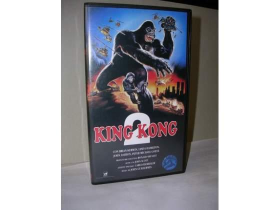 Vhs king kong 2