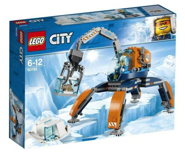 Gw jm lego city  - gru artica - spedizione in