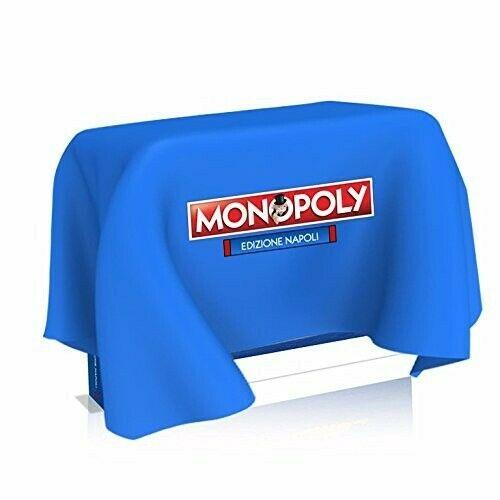 Gw jm monopoly - citta di napoli - spedizione in 5/10