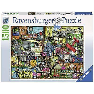 Gw jm puzzle pz oggetti ru. - spedizione in