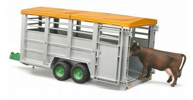 Gw jm rimorchio tras.c/1 mucca  - spedizione in