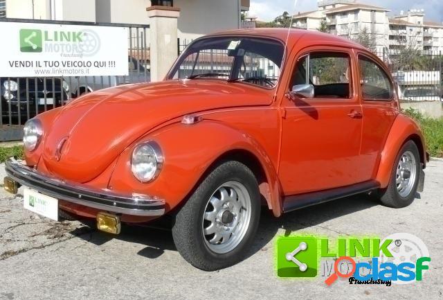 VOLKSWAGEN Maggiolone benzina in vendita a Ragusa (Ragusa)