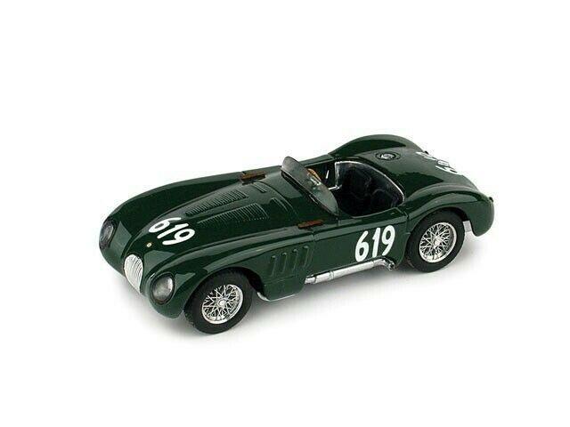 Gw jm brumm r357 jaguar typ c mille miglia