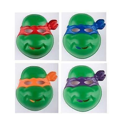 Gw jm maschera tartaruga ninja in plastica