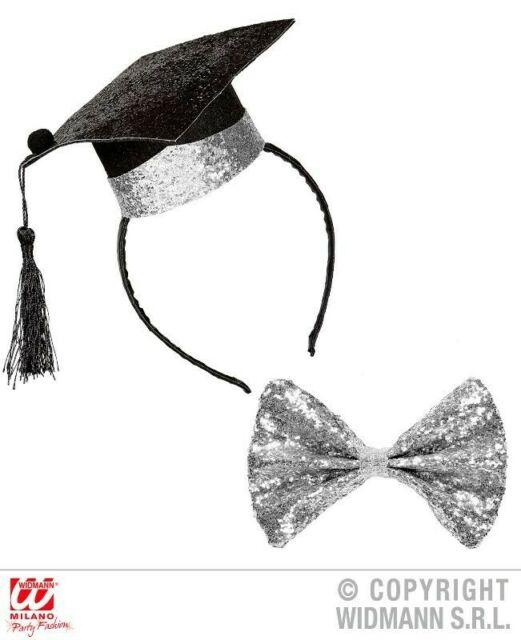 Gw jm set laureato (mini cappello laureato su